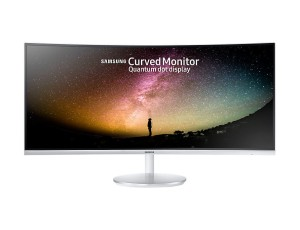 Monitor Samsung 34'' C34F791WQUX