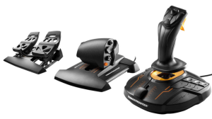 Joystick Thrustmaster T.16000M FCS Hotas Flight Pack