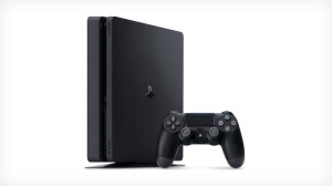 Konsola Sony Playstation 4 500GB Slim Black