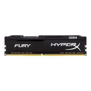 Pamięć HyperX Fury DDR4 4GB 2400MHz Black CL15