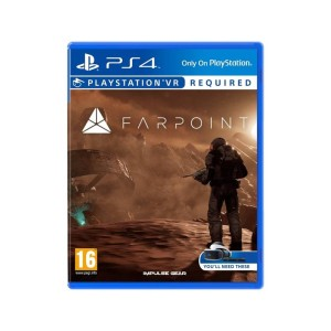 Gra Sony Farpoint VR (PS4)