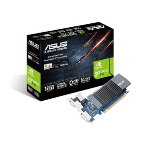 Karta graficzna ASUS GeForce GT 710 Silent LP 1GB GDDR5