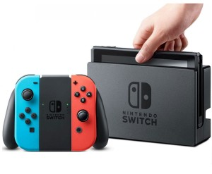 Konsola Nintendo SWITCH Red & Blue
