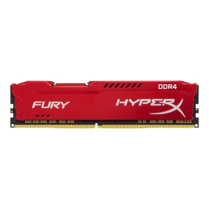 Pamięć HyperX Fury DDR4 16GB 2666MHz Red CL16