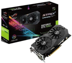 Karta graficzna ASUS GeForce GTX 1050 Ti Strix 4GB GDDR5