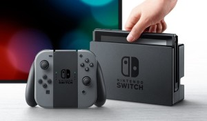 Konsola Nintendo Switch Grey