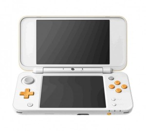 Konsola Nintendo New 2DS XL White & Orange (NI3H97212)