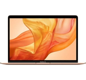 Apple MacBook Air 13: 1.6GHz dual-8th Intel Core i5/8GB/128GB - Gold MVFM2ZE/A