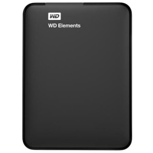Western Digital Elements 4TB  2,5'' WDBU6Y0040BBK-WESN