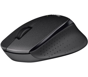 Logitech B330 Wireless Mouse Silent Plus Black 910-004913