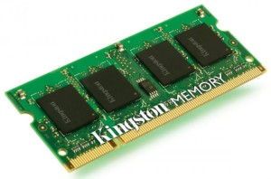 Pamięć RAM Kingston DDR3 SODIMM  4GB/1333 CL9