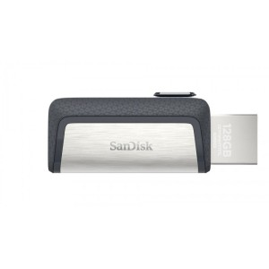 Pendrive SanDisk Ultra Dual Drive 64GB USB 3.1 Type-C 150MB/s