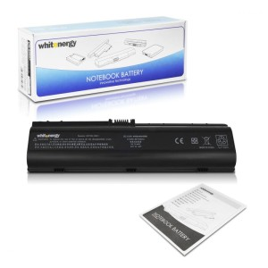 Whitenergy Bateria do laptopa HP Pavilion DV6000 10.8-11.1V 4400mAh czarna