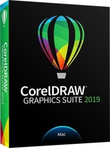 Corel CorelDRAW GS 2019 PL/EN/DE/ES/FR/NL/IT/BP Box  MAC CDGS2019MMLDPEU