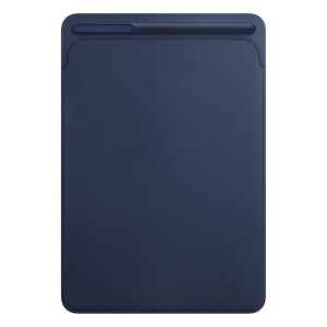 Apple iPad Pro 10.5 Leather Sleeve - Midnight Blue