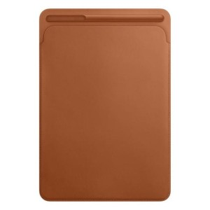 Apple iPad Pro 10.5 Leather Sleeve - Saddle Brown