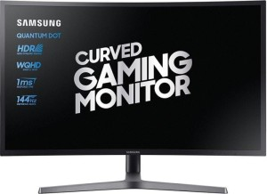Samsung Monitor 27 16:9 FULL HD Gaming QLED C27HG70QQUXEN