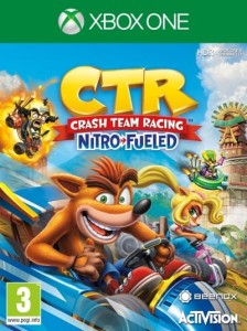 Cenega Gra Xbox One Crash Team Racing Nitro-Fueled