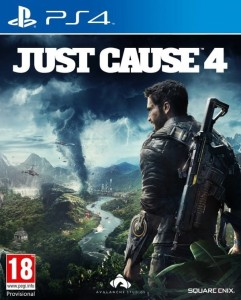 Cenega Gra PS4 Just Cause 4