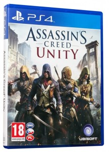 Gra PS4 Assassin's Creed Unity