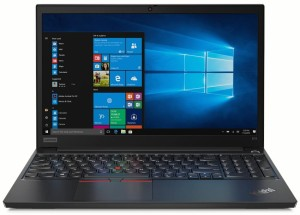Lenovo Laptop ThinkPad E15 20RD0015PB W10Pro i7-10510U/8GB/256GB/INT/15.6 FHD/Black/1YR CI