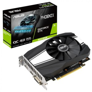 Karta graficzna Asus Phoenix GeForce GTX 1650 SUPER OC 4GB GDDR6 PH-GTX1650S-O4G