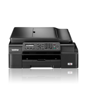 Brother MFP MFC-J200DW A4-druk/skan-A4/fax/LAN/WiFi