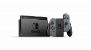 Konsola Nintendo Switch Joy-Con Gray