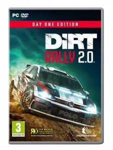Gra PC Dirt Rally 2.0 Day One
