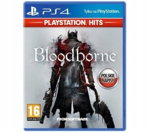 Gra PS4 Bloodborne PlayStation Hits