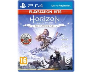 Gra PS4 PlayStation HITS Horizon Zero Dawn