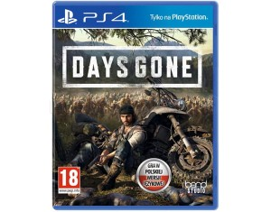 Gra PS4 Days Gone PL