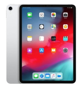 Apple iPad Pro 11 Wi-Fi + Cellular 256 GB - Srebrny MU172FD/A