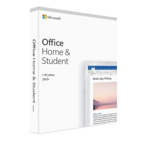 Microsoft Office Home and Student 2019 Polish EuroZone Medialess P6
