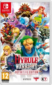Gra Nintendo Switch Hyrule Warriors Definitive Edition