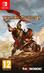 Gra Nintendo Switch Titan Quest