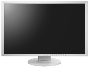 "Monitor EIZO EV2430-GY - monitor LCD 24,1"", Wide (16:10), IPS, LED (beżowy)"