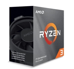 Procesor AMD Ryzen 3 3100 3,6GHz BOX 100-100000284BOX