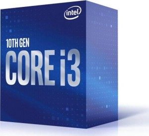 Procesor Intel Core i3-10100F 3.6GHz  BOX BX8070110100F