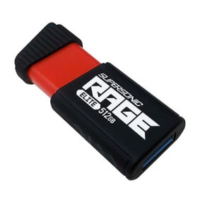 Pendrive Patriot SUPERSONIC 512GB RAGE ELITE USB 3.1
