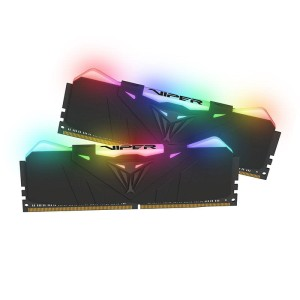 Pamięć RAM Patriot  Viper RGB DDR4 16GB DUAL KIT (2x8GB) 4133Mhz CL19