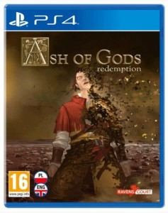 Gra PS4 Ash of Gods Redemption