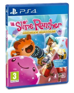 Gra PS4 Slime Rancher Deluxe Edition