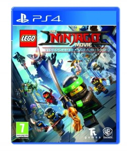 Gra PS4  Lego Ninjago Movie Videogame