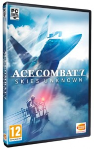 Gra PC Ace Combat 7 Skies unknown