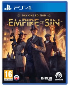 Gra PS4 Empire of Sin Day One Edition