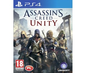Gra PS4 Assassin's Creed Unity V.2
