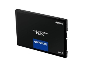 Dysk SSD GOODRAM CL100 G3 480GB 2,5