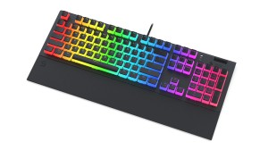 Klawiatura SPC Gear GK650K Omnis Kailh Red RGB Pudding Edition