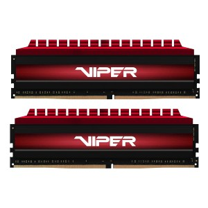 Pamieć RAM Patriot Viper 4 DDR4 8GB KIT (2x4GB) 3000MHz CL16-16-16-36